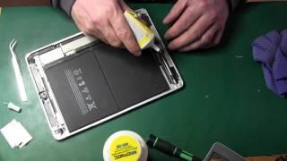 видео Ремонт Apple iPad Air