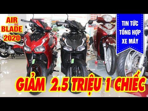 Giá Xe Mới Nhất Honda Air Blade 125cc 150cc 2020 Giảm Giá Trong Tháng 02/2020