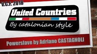 Gambar cover Line Dance Powerslave, United Countries  Voghera 2018, Choreo: Adriano Castagnoli