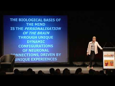 Susan Greenfield 'Outside the Box: The Neuroscience of Creativity' at Mind & Its Potential 2011
