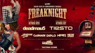 FreakNight 2015 (Official Trailer)