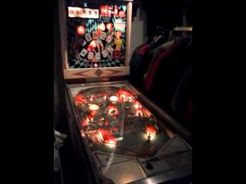 Flipper degli anni 70 trovato a Genova (x caso) e ...in vendita ...