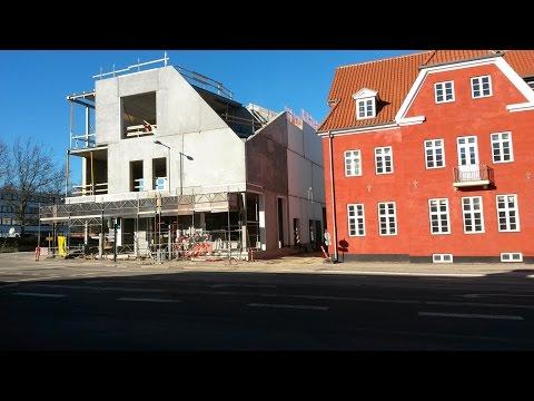 Hørsholm Bymidte 2970, Dorte Mandrup arkitekter a/s,fitness dk,Netto