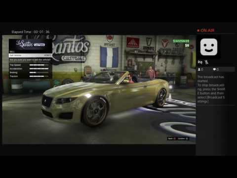Selling garages for $$GTA V chill