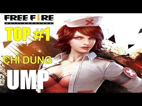 Khi Moba Việt chỉ cầm UMP lấy Top 1 Free Fire - Giải trí vui vẻ khi thua rank Liên quân ngày Tết