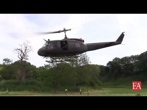 EA CAEX 2018, come si addestra l'aviazione dell'Esercito per le missioni all'Estero