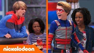 Опасный Генри | 15 самых лучших дружеских моментов с Генри и Шарлоттой | Nickelodeon Россия