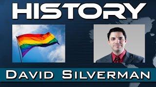 David Silverman on legalizing Same-Sex marriage.