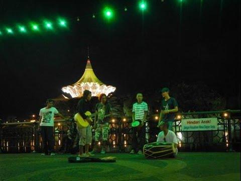 Last Night in Kuching City - Day 13 | HD |
