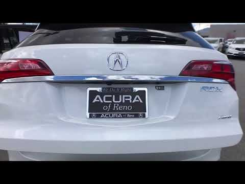 Acura Of Reno >> 2018 Acura Rdx Northern Nevada Reno Truckee Lake Tahoe Sparks Nv Rdj085