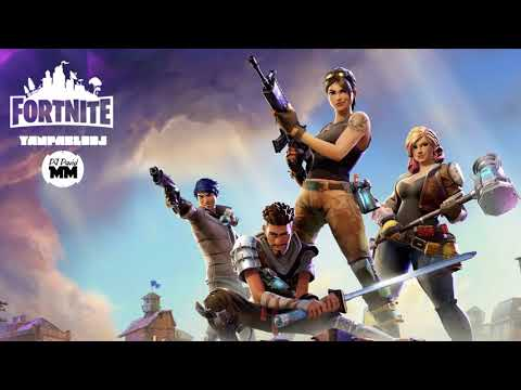 Yan Pablo DJ e DJ David MM - FORTNITE FUNK REMIX Dances Mashup
