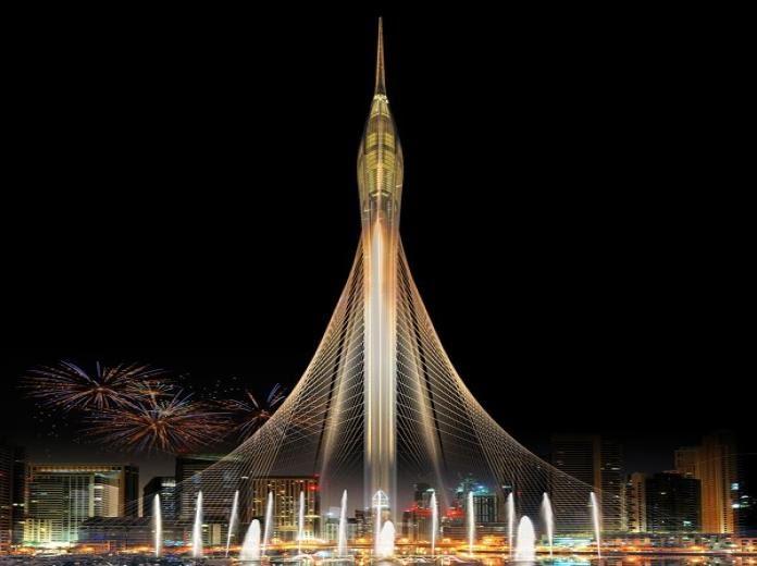 أخبار الاقتصاد برج خور دبي سيصبح الأطول في العالم في 2020 Youtube
