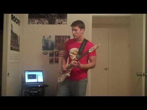 Tyler Phillips improv w/ Steve Vai Tender Surrender BT