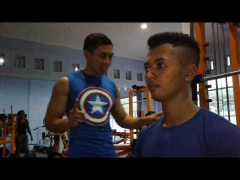 Cara Fitnes Membesarkan Dada, Tutorial Membentuk Otot Dada Dengan Cepat ( Video Terbaik Harmony Gym