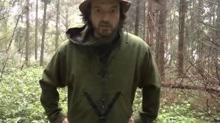 Roughstuff Haudegen Loden Anorak Bushshirt Bushcraft