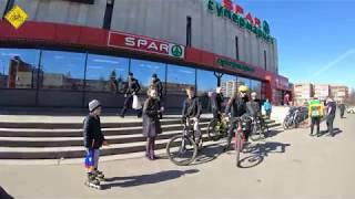 Вело Тосно: открытие ВелоСезона 2018