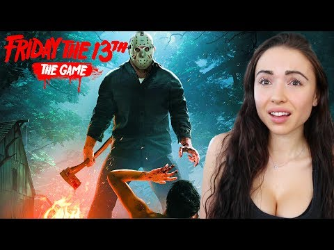 FRIDAY THE 13th GAME - CAN WE SURVIVE!?