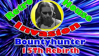 Dj Bountyhunter from Bonzai , montini , kabarka , tgv liveset at Retrohouse Invasion The 15Th rebirt