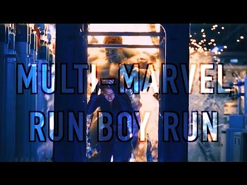 Multi-Marvel | Run Boy Run