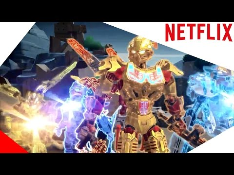 """Netflix - LEGO Bionicle: The Journey to One - Episode 3 """"Destroyer's Game"""" Trailer"""