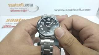 Casio Klasik Erkek MTP-V001D-1B kol saati kısa incelemesi