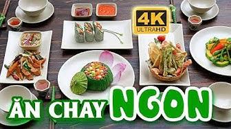 Ăn chay ngon tại nhà hàng HUM 32 Võ Văn Tần | Boppy Family | Video 4K