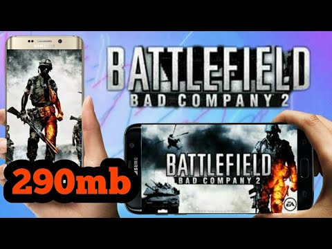 How to download battlefield bad company 2 in android  (by techno gaming)
