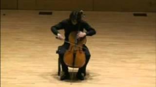 Kodaly Cello Solo Sonata, III Mov, Allegro Molto Vivace: Santiago Cañón V (15) 1/2