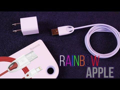 ខ្សែ USB ល្បឿនលឿន មិនជាប់ចំណង ស្វិតបំផុត សំរាប់ប្រើជាមួយ iPhone/iPad/iPod