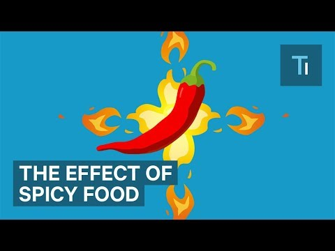 How Eating Spicy Food Affects Your Brain And Body | The Human Body