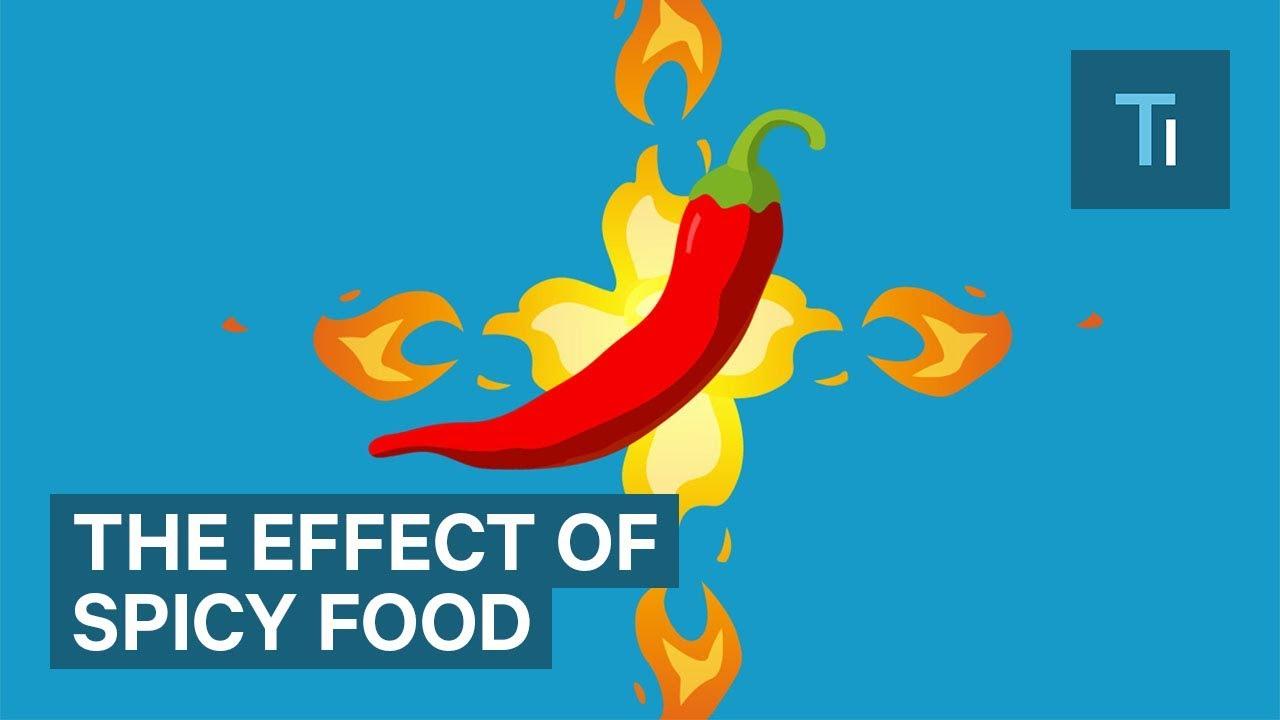 Како јадењето лута храна влијае на телото и мозокот?