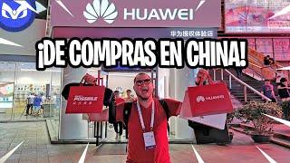 visitando-una-tienda-de-huawei-en-china