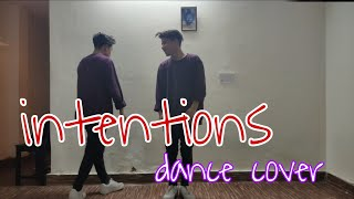 Intentions - Justin bieber ft quavo dance video | (changes the movement) Bage ete