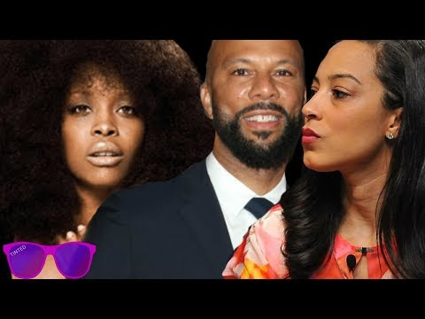 Is Common Ready To Marry Angela Rye Or Is He Still In Love With Erykah Badu And Serena Williams?