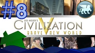 Civilization V: Brave New World - Ep 2.8: Spaceship Museum Exhibits