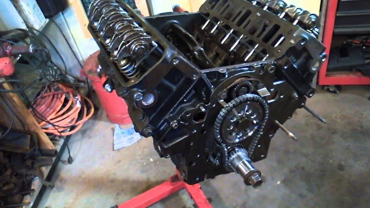 Firebird Long Block Assembled Engine Tech