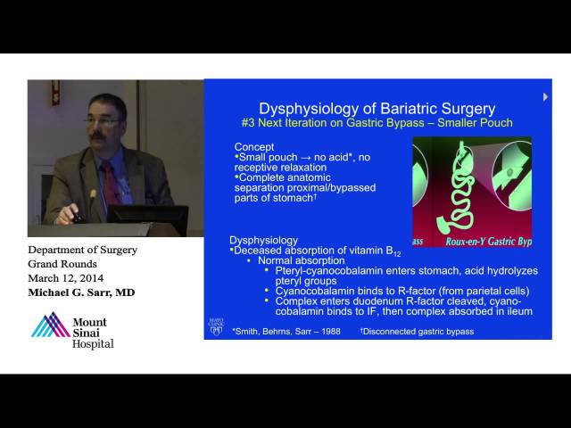 The Dysphysiology of Bariatric Surgery