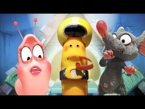 LARVA - YELLOW'S BIG REVEAL | Cartoons For Children | LARVA Official