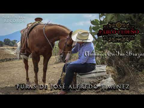 puras-de-josé-alfredo-jiménez-(Álbum-completo)---pablo-cedeño-(cover)