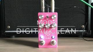 JHS Pedals Lucky Cat Delay Demo