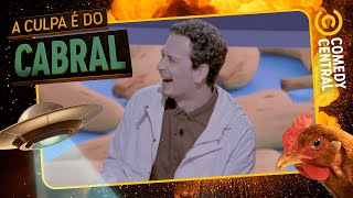ESTAMOS DE VOLTA! | A Culpa É Do Cabral no Comedy Central