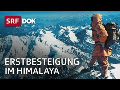 Abenteuer Dhaulagiri – Auf den Spuren Schweizer Himalaya-Pioniere   Doku   SRF DOK