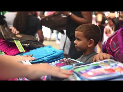 Hearts of Gold   Back to School Block Party 2017