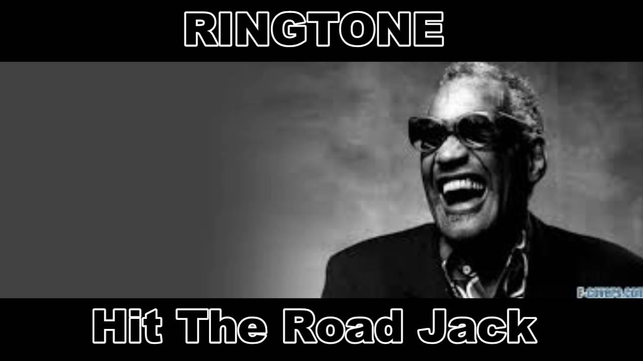 Hit the road jack рингтон скачать