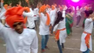 niper mohali ganesh festival 2016 zingi pavari bambaiyya dance