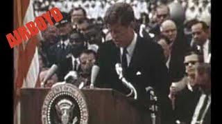 John F. Kennedy Moon Speech (1962)