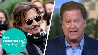 Johnny Depp May Be 'Ostracised From Hollywood' After Amber Heard Divorce Court Case | This Morning