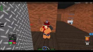 ROBLOX | The Mad Murderer | Lazer Knife Montage