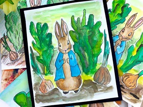 Beatrix Potter Artist Study: Peter Rabbit