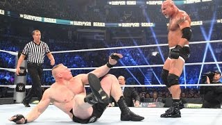 Brock Lesnar vs  Goldberg Survivor Series Analysis - #CUPodcast